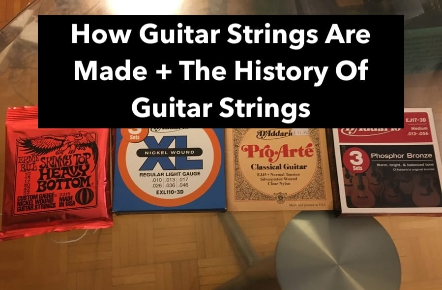 How Guitar Strings Are Made (Edited)