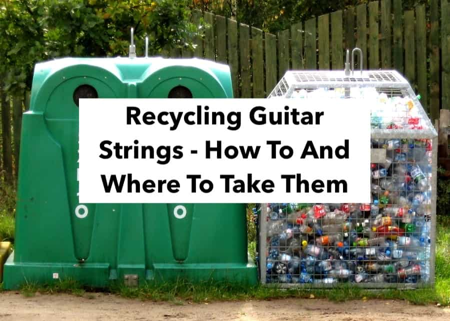 Recycling Guitar Strings