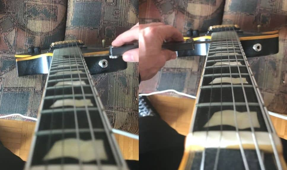 Feeler Guages - Warped Guitar Neck