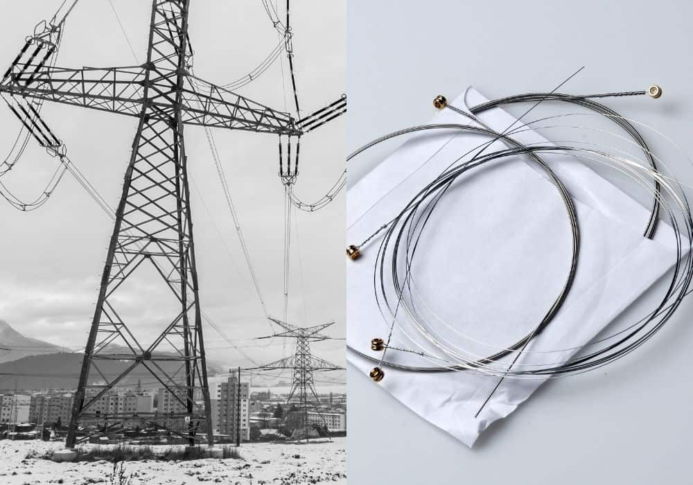 Electrical Conductivity and Guitar Strings