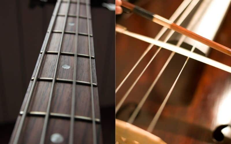 Bass Strings and Double Bass Strings