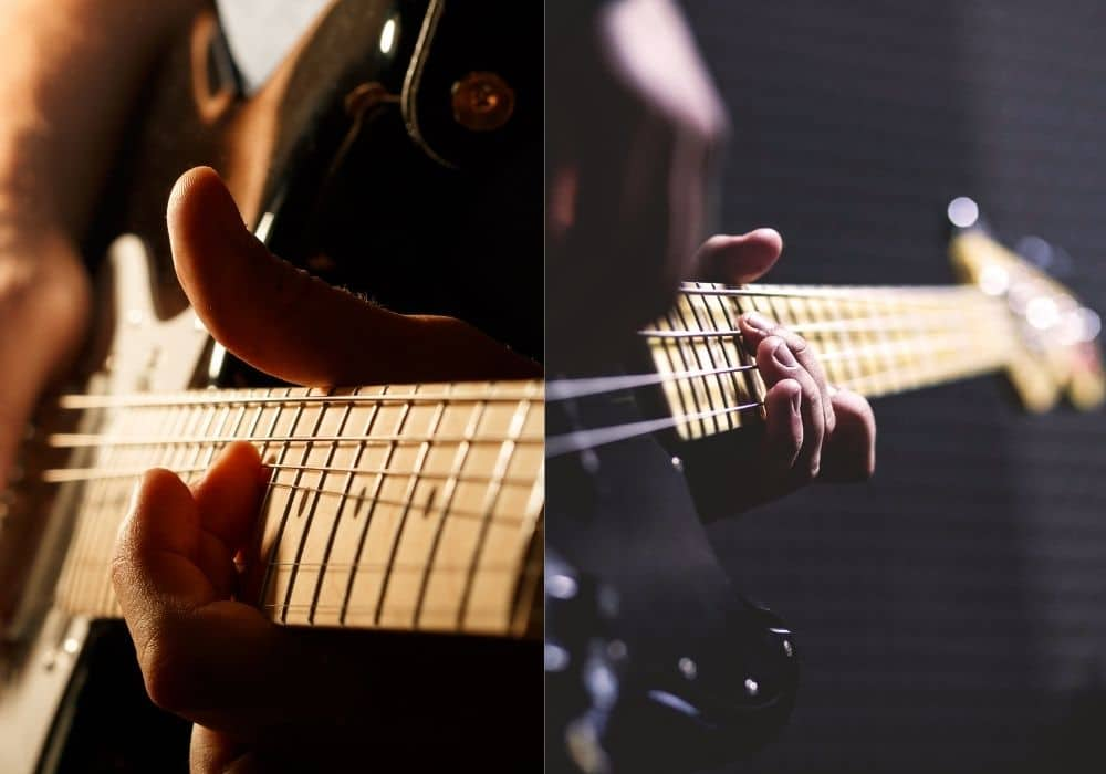 Is The Bass Guitar Easier To Play Than Guitar - Main Image
