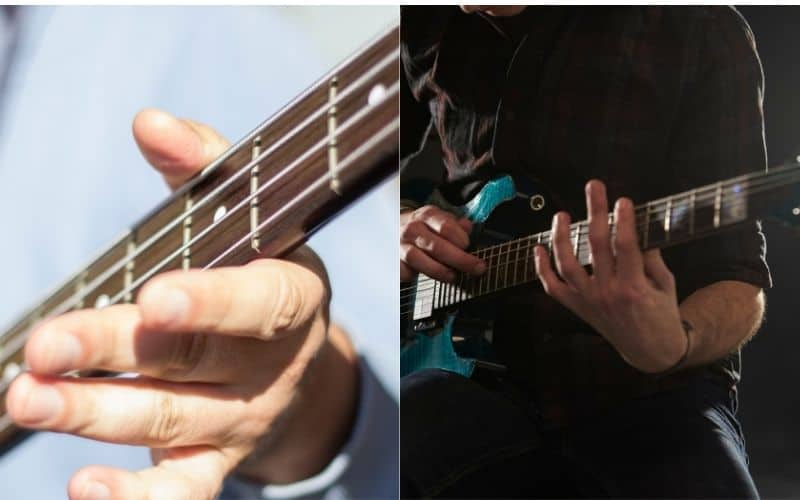 Bass and Electric Guitar Techniques