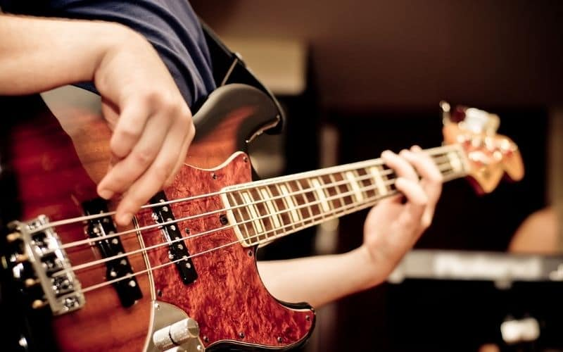 Bass Guitar One Note at a Time