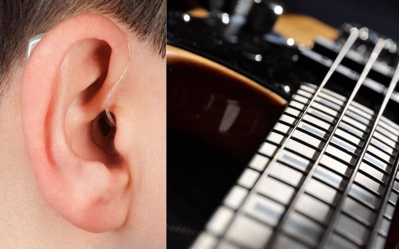 Learning Bass Guitar by Ear