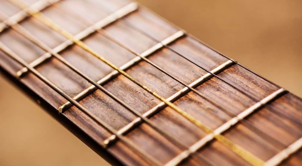 Dirty Guitar Strings - When Should You Change Your Bass Strings